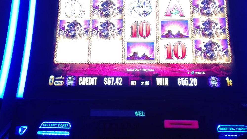 Výhra v Las Vegas.